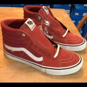 Vans Sk8-Hi Skateboarding Shoes Mens Size 11.5